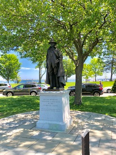 William Bradford Monument