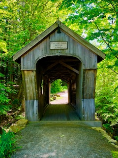 Tannery Hill Covered Bridge Portal