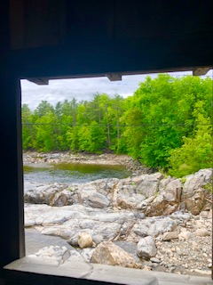 Downstream View Swiftwater CB