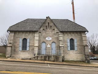 Old Randolph Co. Jail IL