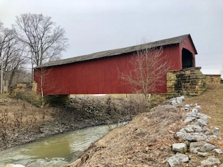 Mary's River Covered Bridge