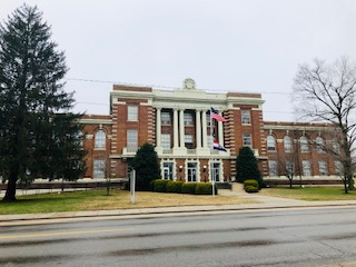 Scott County Courthouse MO