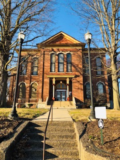 Bond Co. Courthouse