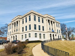 Franklin County Courthouse MO