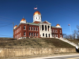 Gasconade Co. Courthouse  MO