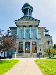 Oswego Co. Courthouse Oswego