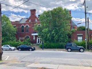 Historic Strafford Co. Courthouse Aug 2019