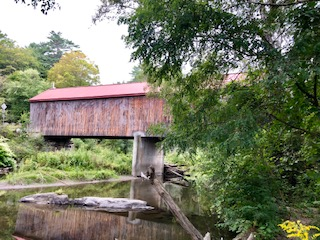 Thetford Center Bridge