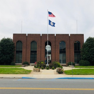 Buena Vista VA Courthouse