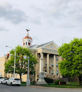 Historic Roanoke Co. Courthouse
