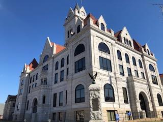 Cole Co. Courthouse MO