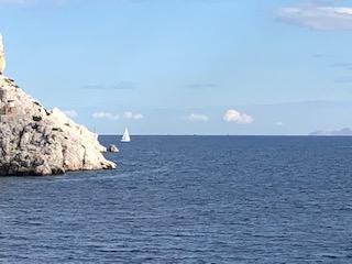 Poros sailing