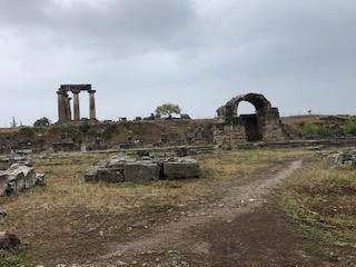 Corinth Gateway Arch