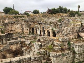 Corinth Agora 1