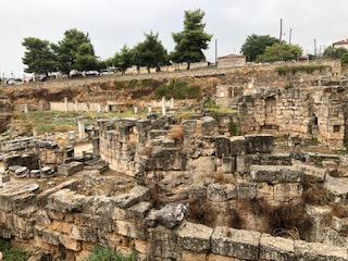 Corinth Agora 2