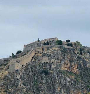 Nafplio fort