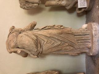 Epidavros museum relic