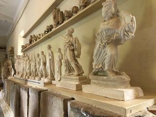Epidavros relics