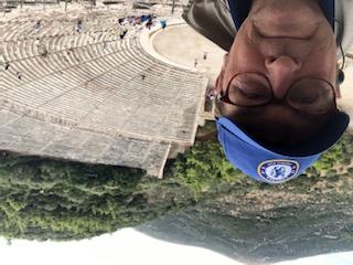 Epidavros theatre PEC