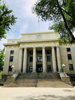Yavapai County Courthouse front