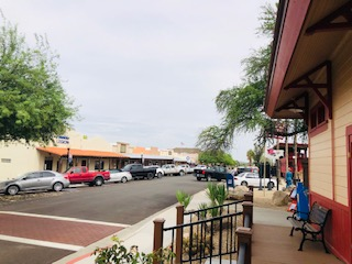 Downtown Wickenburg AZ