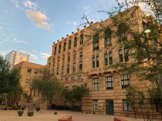 1929 Historic Maricopa Co. Courthouse