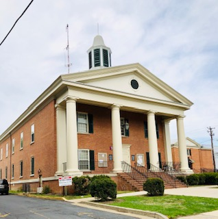 Shenandoah Co. Courthouse