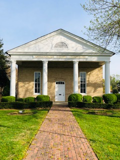 Historic Spotsylvania Co. Courthouse