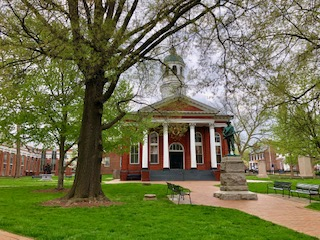Historic Loudoun County Courthouse