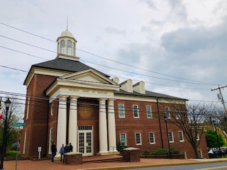 Carroll Co. MD Courthouse