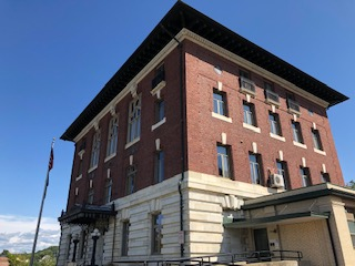 Orleans Co. District Courthouse VT