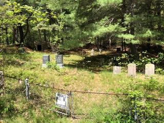 Old Cemetery Ellisville