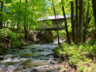 Tannery Hill Covered Bridge
