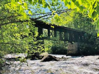 Sulphite RR Covered Bridge