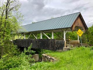 Greenbank's Hollow Covered Bridge