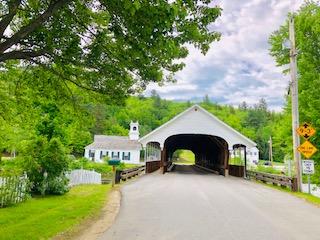 Stark Village Covered Bridge