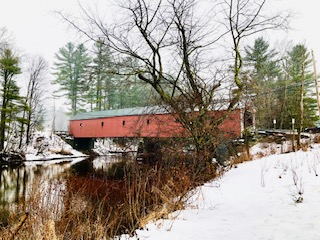 Cresson Covered Bridge