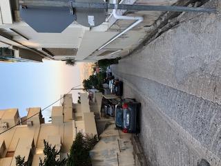 Thessaloniki hotel street