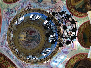 Greek Orthodox dome