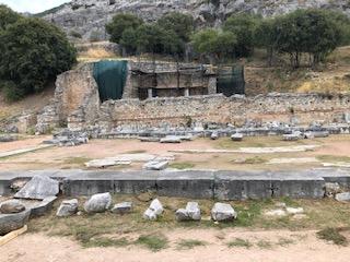 Pilippi basilica 2