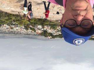 Mars Hill Selfie
