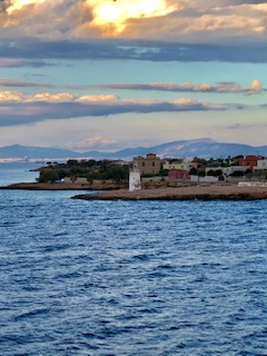 Aegina lighthouse