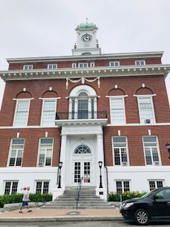 Oxford Co. Courthouse Rumford