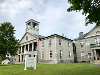 Kennebec Co. Courthouse
