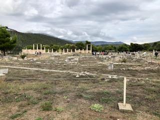 Epidavros wider view