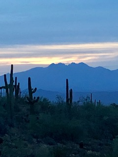 Morning has broken in Fountain Hills