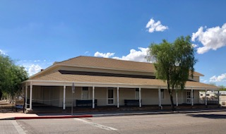 1878 Pinal County Courthouse