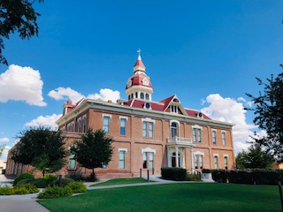 Historic 1891 Pinal Co. Courthouse