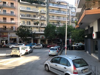 Downtown Thessaloniki