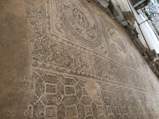 Philippi mosaic